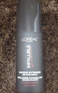 *NWT* L'oreal paris makeup extender setting spray
